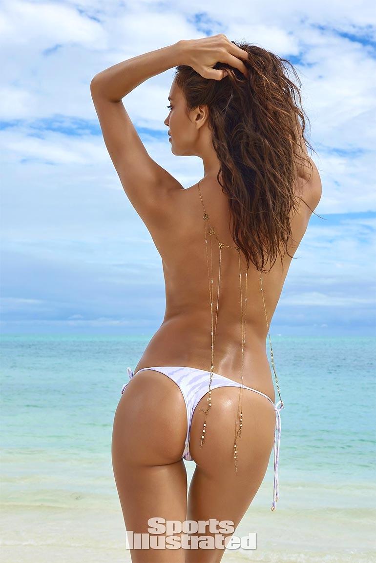 Ирина Шейк обнажилась в горячей фотосессии для Sports Illustrated (36 фото + видео, 18+)
