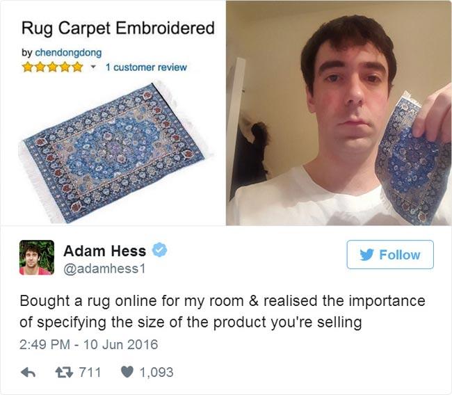 Неудачные покупки в Интернете (37 фото)