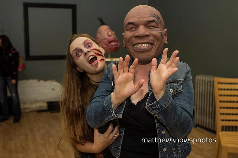 Гиперреалистичные маски знаменитостей от Лэндона Мейера (фото и видео)
