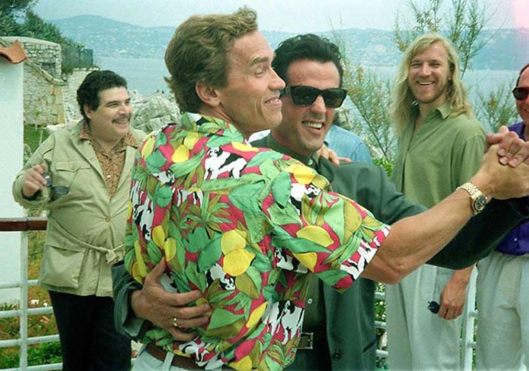 Звёзды Голливуда и мировые знаменитости в молодости (26 фото)